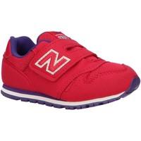 Sapatos Criança Multi-desportos New Balance IV373PY ROSA Rosa