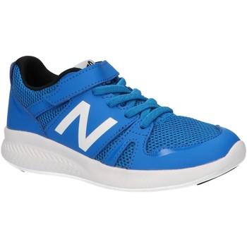 Sapatos Criança Multi-desportos New Balance YT570BL Azul
