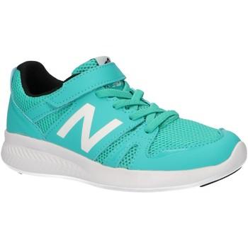Sapatos Criança Multi-desportos New Balance YT570GR Verde