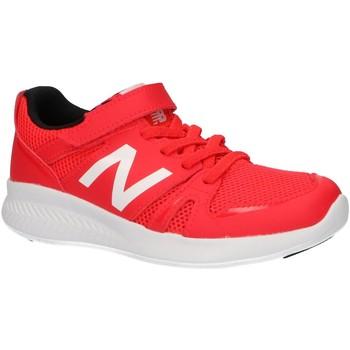 Sapatos Criança Multi-desportos New Balance YT570OR Rojo