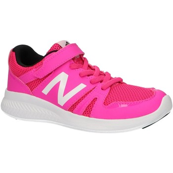 Sapatos Rapariga Multi-desportos New Balance YT570PK Rosa
