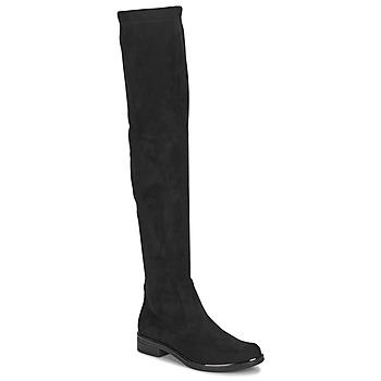 Sapatos Mulher Botas altas Caprice LITIA Preto