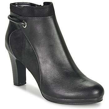 Sapatos Mulher Botins Moony Mood FAZIOME Preto