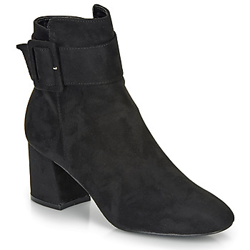 Sapatos Mulher Botins Moony Mood FAZIOLE Preto