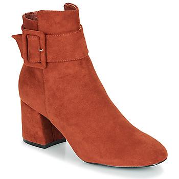 Sapatos Mulher Botins Moony Mood FAZIOLE Ferrugem