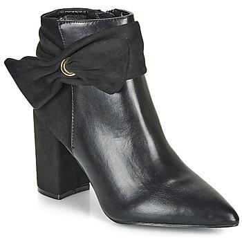 Sapatos Mulher Botins Moony Mood FALABEL Preto