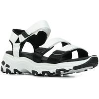 Sapatos Mulher Sandálias desportivas Skechers D'Lites Fresh Catch Branco