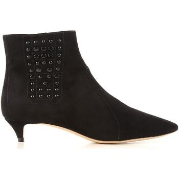 Sapatos Mulher Botas baixas Tod's XXW17B0Z770HR0B999 nero