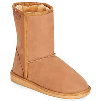 Sapatos Mulher Botas baixas Les Tropéziennes par M Belarbi MOUNTAIN Camel