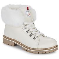 Sapatos Mulher Botas baixas Les Tropéziennes par M Belarbi LACEN Branco