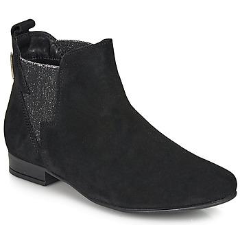 Sapatos Mulher Botas baixas Les Tropéziennes par M Belarbi PACO Preto