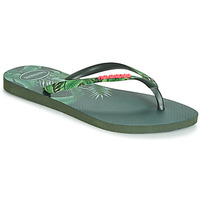 Sapatos Mulher Chinelos Havaianas SLIM SENSATION Verde