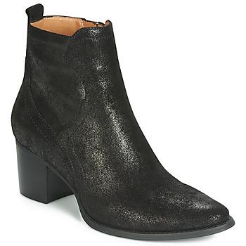 Sapatos Mulher Botas baixas Karston APIVA Preto