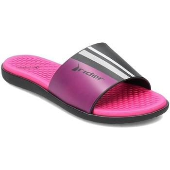 Sapatos Mulher chinelos Rider 8261122295 Preto,Cor-de-rosa