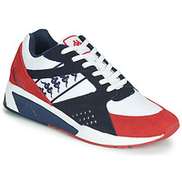 Sapatos Homem Sapatilhas Kappa GARKO Branco / Vermelho / Preto