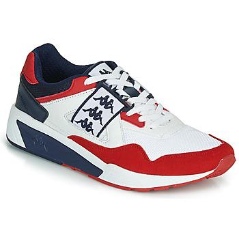 Sapatos Homem Sapatilhas Kappa BARSEL 2 Branco / Vermelho