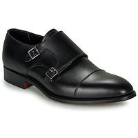 Sapatos Homem Richelieu Barker FORD Preto