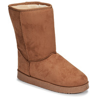 Sapatos Mulher Botas baixas Spot on JULIA Bege