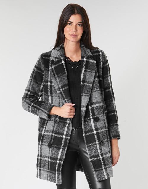Textil Mulher Casacos Molly Bracken PL132A21 Preto