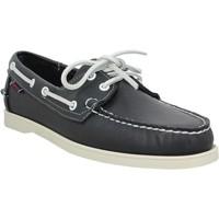 Sapatos Homem Sapato de vela Sebago 121438 Azul