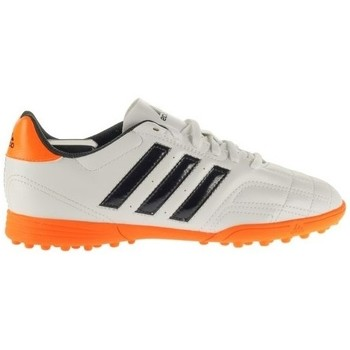 Sapatos Criança Chuteiras adidas Originals Goletto IV TF J Branco