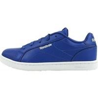 Sapatos Criança Sapatilhas Reebok Sport Royal Complete Branco, Azul