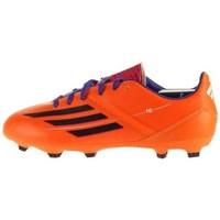 Sapatos Criança Chuteiras adidas Originals F10 Trx FG J Preto, Cor de laranja
