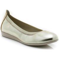 Sapatos Mulher Sapatos & Richelieu Marroquí Sánchez 19061 Ouro
