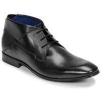 Sapatos Homem Botas baixas Bugatti ELVIS Preto