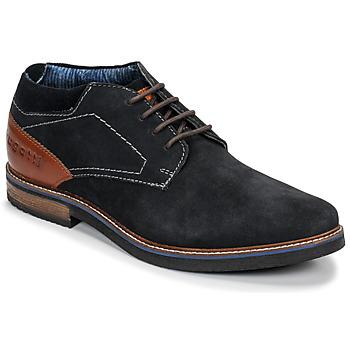 Sapatos Homem Sapatos Bugatti SACHA Azul