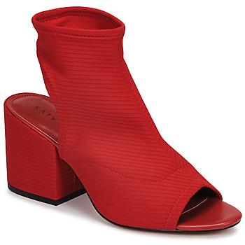 Sapatos Mulher Botins Katy Perry THE JOHANNA Vermelho
