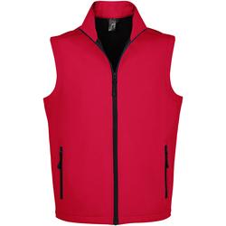 Textil Homem Casacos de malha Sols RACE BW MEN MODERN Rojo