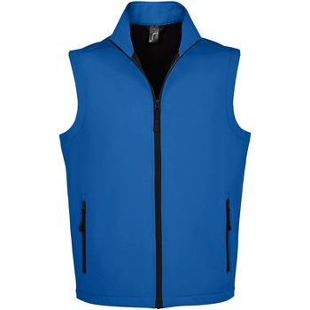 Textil Homem Casacos de malha Sols RACE BW MEN MODERN Azul