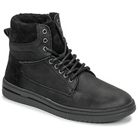 Sapatos Rapaz Sapatilhas de cano-alto Bullboxer AID500E6L-BLCK Preto