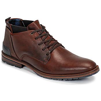 Sapatos Homem Botas baixas Bullboxer 834K56935CP6RB Castanho