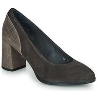 Sapatos Mulher Escarpim Stonefly NIVES 2 Cinza