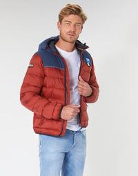 Textil Homem Quispos Napapijri ARIC Vermelho