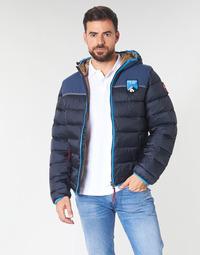 Textil Homem Quispos Napapijri ARIC Marinho