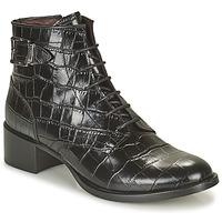 Sapatos Mulher Botins Muratti ABYGAEL Preto