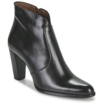 Sapatos Mulher Botins Muratti ABRIL Preto