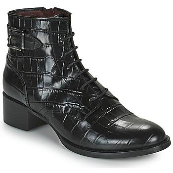 Sapatos Mulher Botins Muratti RIESEL Preto