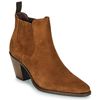 Sapatos Mulher Botins Muratti RESEDA Castanho