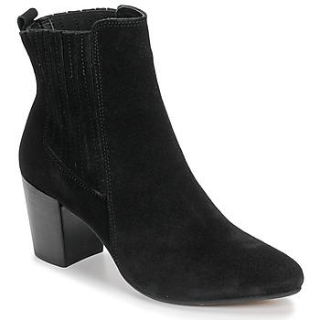 Sapatos Mulher Botins Bullboxer 348508E6C-BLCK Preto
