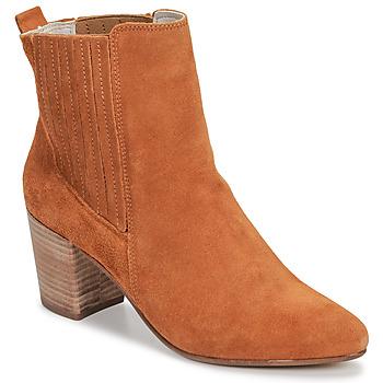 Sapatos Mulher Botins Bullboxer 348508E6CCARM Conhaque