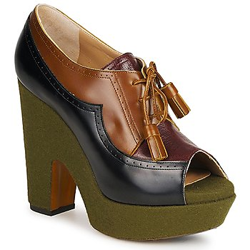 Sapatos Mulher Escarpim Rochas SHEZAN Multicolor