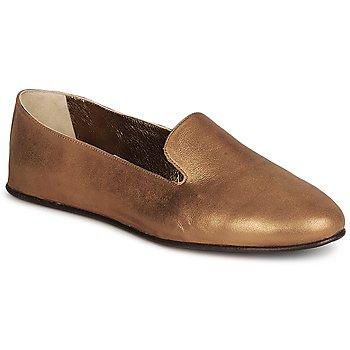 Sapatos Mulher Mocassins Rochas NITOU Bronze