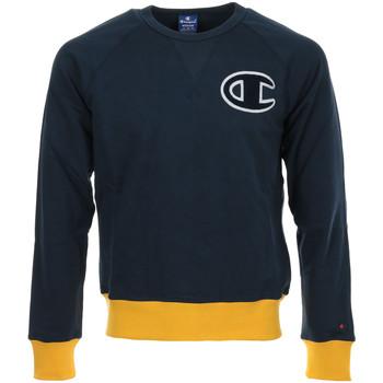 Textil Homem Sweats Champion Crewneck Sweatshirt Azul