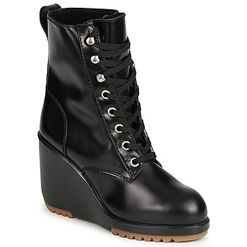 Sapatos Mulher Botins Marc Jacobs MJ19142 Preto
