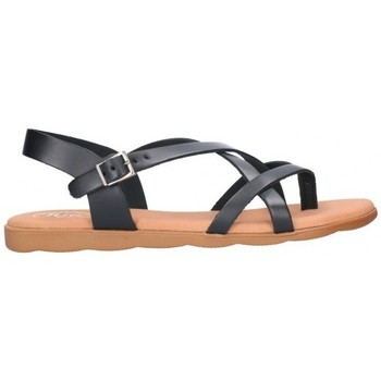 Sapatos Mulher Sandálias Oh My Sandals For Rin OH MY SANDALS 4301 negro Mujer Negro noir