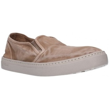 Sapatos Homem Slip on Natural World 6601E Hombre Beige beige